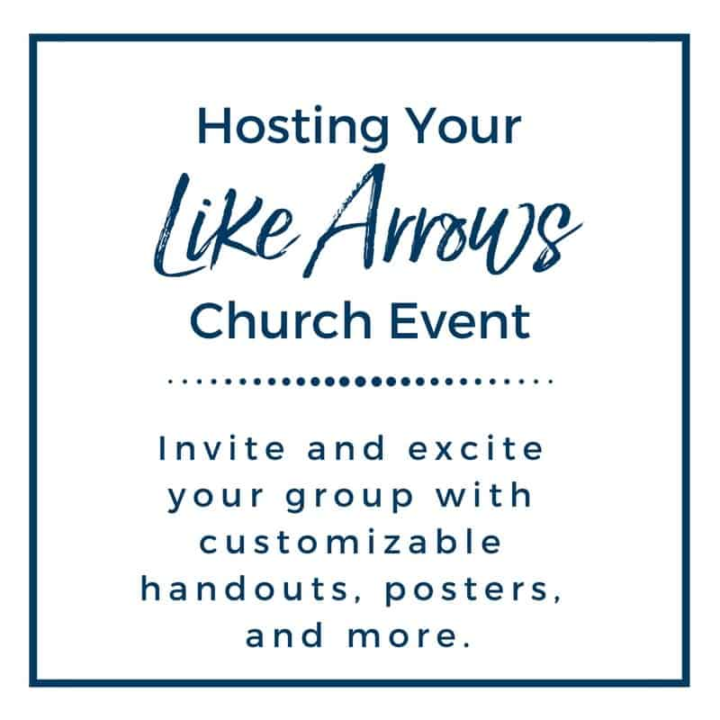 Hosting Like Arrows in Your Church