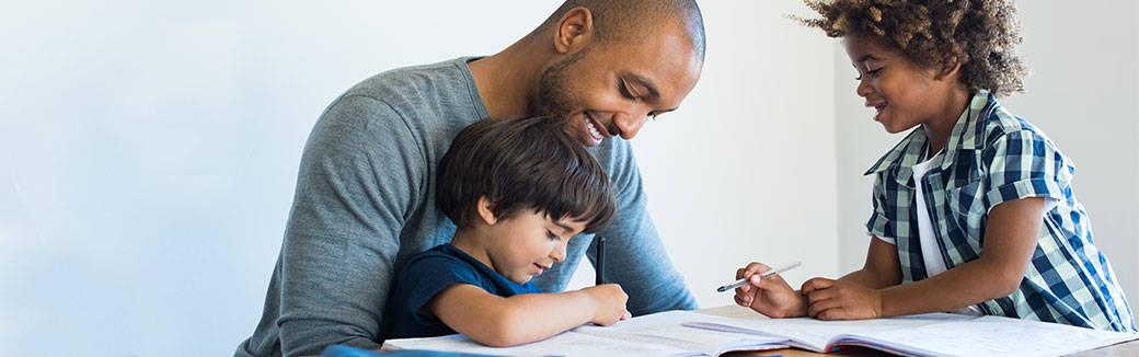 Teach my children about God