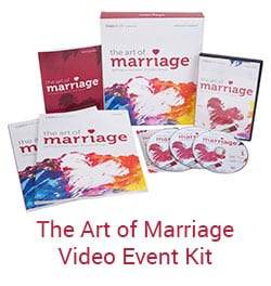The Art of Marriage Video Event Kit