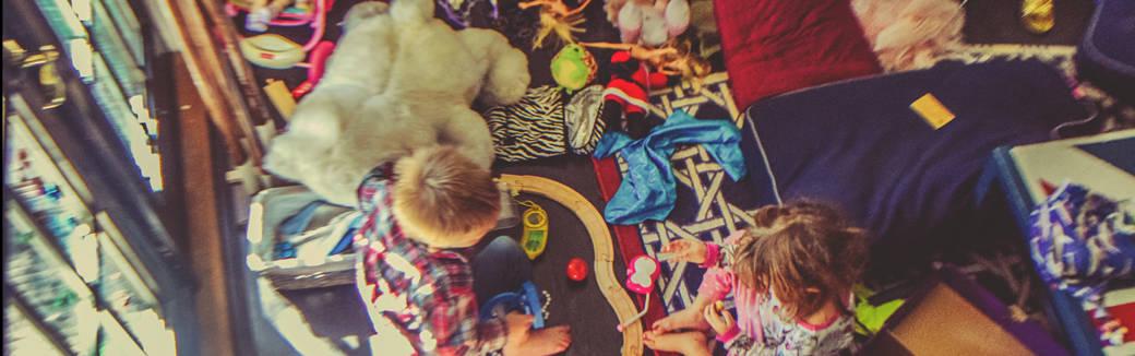 Stop overindulging children