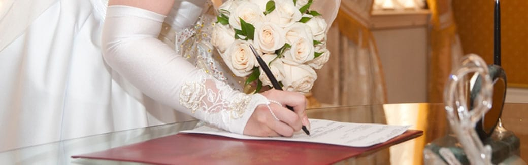 Is Marriage Just a 'Piece of Paper'?