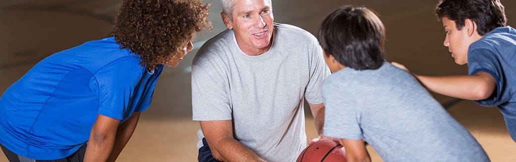 lessons from a basketball coach–the value of selflessness