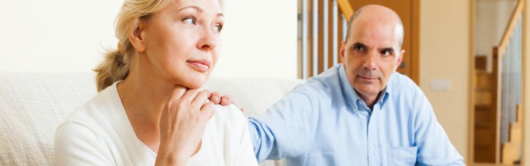 Healing a difficult relationship