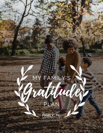 my family's gratitude plan