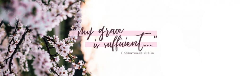 Beautiful scars - my grace is sufficient