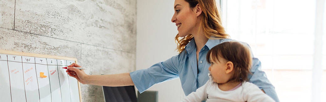 6 Tips to Reduce Stress for Working Moms