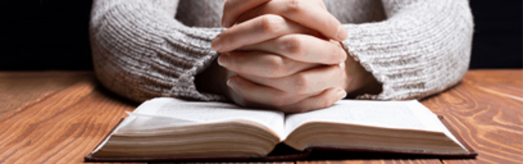 Is prayer your first response?