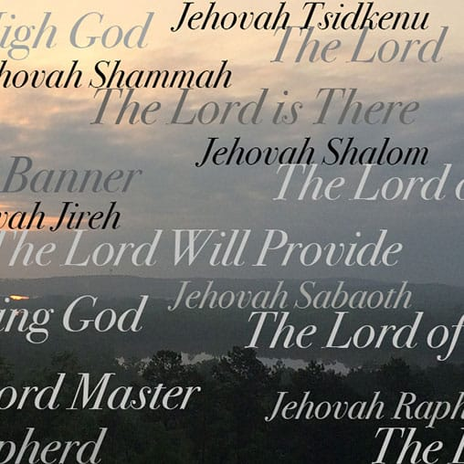 The Power Of Gods Names 1