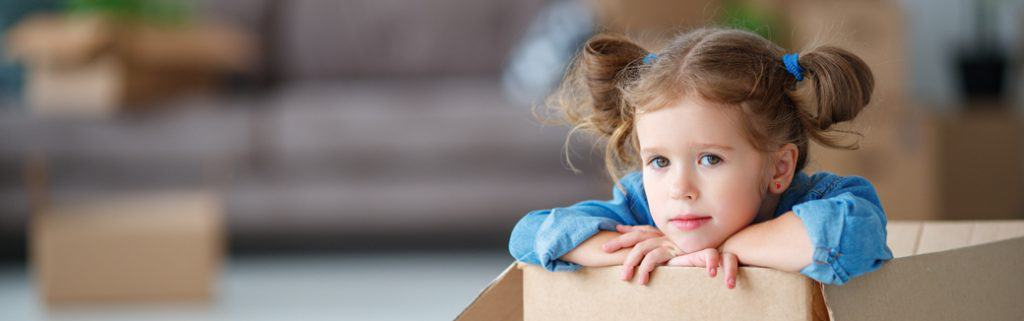 Guiding Your Children Through a Difficult Move