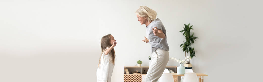 Disciplining Kids at Grandma's