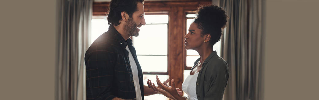 How do I get my spouse to do it my way?